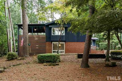 Wake County Single Family Home Contingent: 3205 Dell Drive