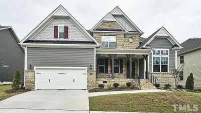 Cary Single Family Home Pending: 229 Holsten Bank Way #60