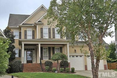 Cary Single Family Home For Sale: 605 Thomaston Hill Court