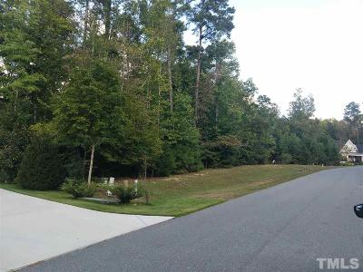Pittsboro Residential Lots & Land For Sale: 142 Margaret Mann Way
