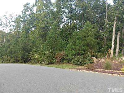 Pittsboro Residential Lots & Land For Sale: Manns Chapel Road