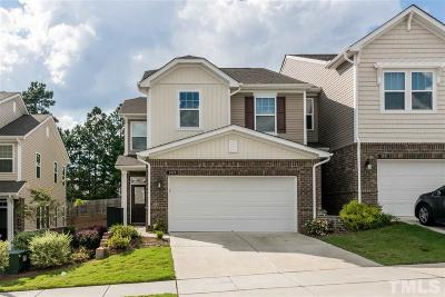 Cary Townhouse For Sale: 1419 Glenwater Drive