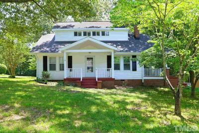 Chatham County Single Family Home For Sale: 119 Launis Street