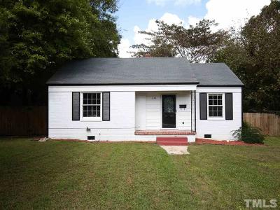 Single Family Home For Sale: 808 Welford Road