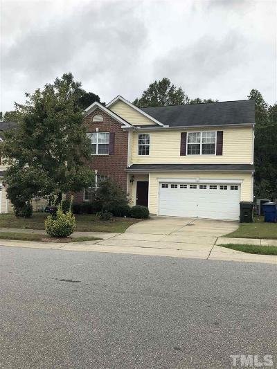 Wake County Single Family Home For Sale: 3404 Dutchman Road