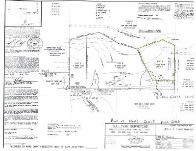 Wake County Residential Lots & Land For Sale: 7913 Emery Gayle Lane
