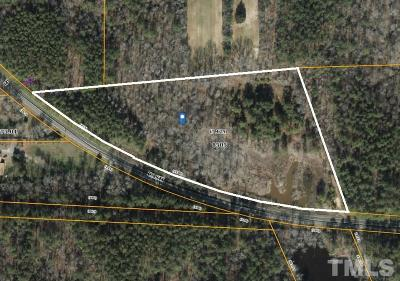 Creedmoor Residential Lots & Land For Sale: 1626 Cash Road