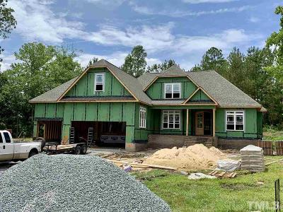 Benson NC Single Family Home For Sale: $459,000