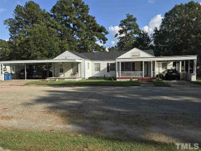 Dunn Single Family Home For Sale: 904-906 N McKay Avenue