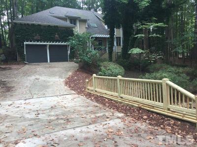Raleigh NC Single Family Home For Sale: $459,900