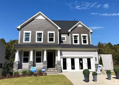 Raleigh Single Family Home For Sale: 8808 Moss Glen Drive