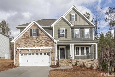 Fuquay Varina Single Family Home For Sale: 8600 Jordan Meadow Drive