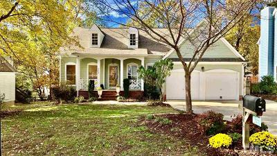 Knightdale Single Family Home Contingent: 1006 Silverbell Lane