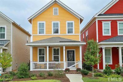 Chapel Hill Single Family Home For Sale: 59 Mallard Landing Drive