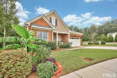 Fuquay Varina Single Family Home For Sale: 1500 Lake Glen Drive