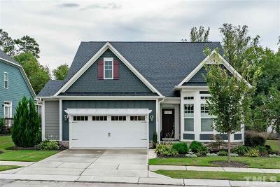 Wendell Single Family Home For Sale: 1533 Chestnut Falls Road