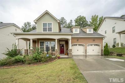 Knightdale Single Family Home For Sale: 1504 Lena Lane