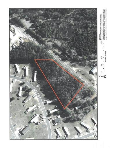 Wake County Commercial Lots & Land For Sale: 546 W Barbee Street