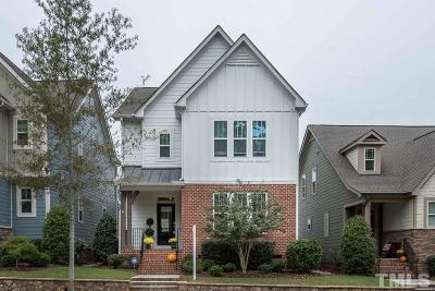 Raleigh Single Family Home For Sale: 5530 Wade Park Boulevard
