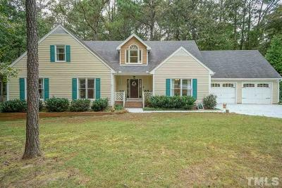 Wake Forest Single Family Home For Sale: 3417 Greenville Loop Road