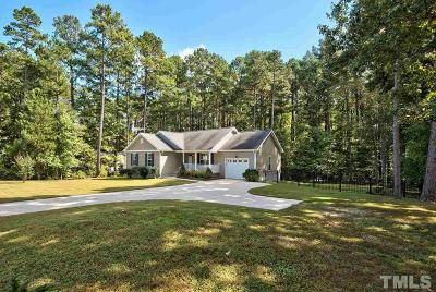 Durham Single Family Home Contingent: 921 S Mineral Springs Road