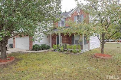 Raleigh Single Family Home For Sale: 4836 Heatherfield Way