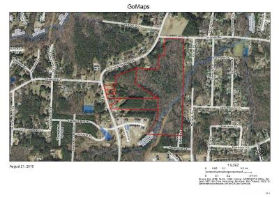Durham County Residential Lots & Land Contingent: 3712 Holder Road