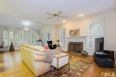 Chapel Hill Single Family Home For Sale: 303 Parkside Circle