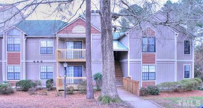 Durham Condo For Sale: 3706 Chimney Ridge #003
