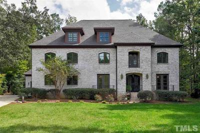 Single Family Home For Sale: 3817 Sparrow Pond Lane