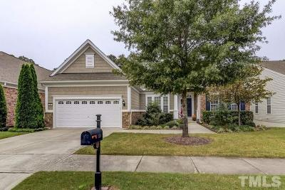 Cary Single Family Home For Sale: 125 Beckingham Loop