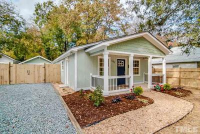 Durham Single Family Home For Sale: 707 Park Avenue