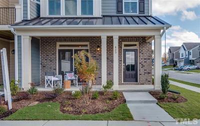 Wake Forest Townhouse For Sale: 537 Austin View Boulevard #314