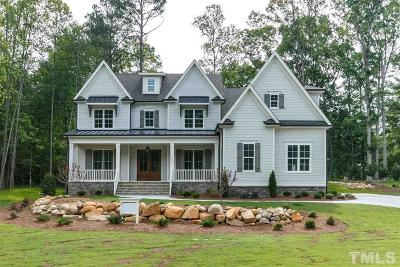 Pittsboro Single Family Home For Sale: 583 Fieldstone Lane