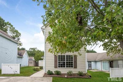 Durham Single Family Home For Sale: 517 Stratton Way