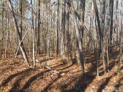 Chapel Hill Residential Lots & Land For Sale: Lot 1 Nc 54 Highway