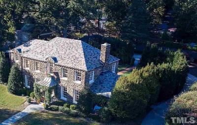 Alamance County Single Family Home For Sale: 1127 W Davis Street
