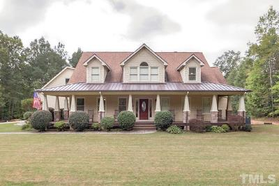 Fuquay Varina Single Family Home For Sale: 200 Destiny Trail