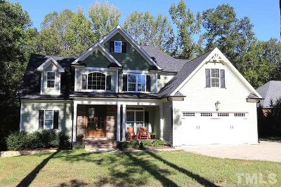 Raleigh Single Family Home For Sale: 4821 Sweet Chestnut Lane