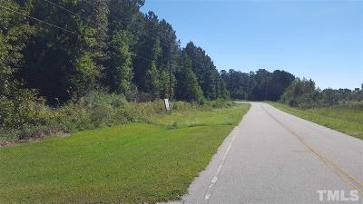 Johnston County Residential Lots & Land For Sale: Wise Road
