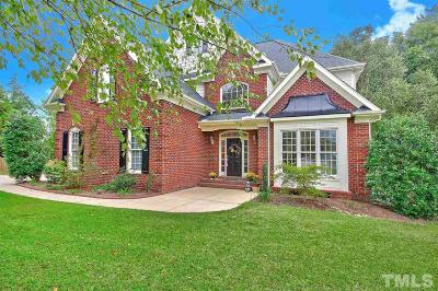 Fuquay Varina Single Family Home For Sale: 6504 Cross Meadow Court