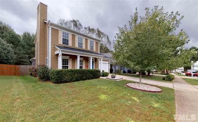 Oak Hall Single Family Home Contingent: 317 Stone Hedge Court