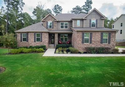 Raleigh Single Family Home For Sale: 1512 Farthingale Court