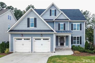 Wake Forest Single Family Home For Sale: 441 Kings Glen Way