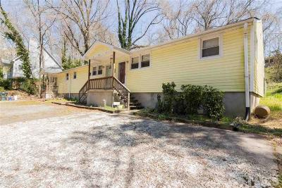 Carrboro Condo For Sale: 441 Old Pittsboro Road #C