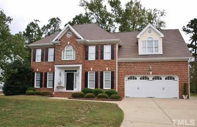 Raleigh Single Family Home For Sale: 3317 La Costa Way