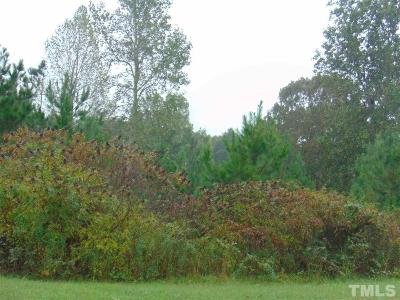 Granville County Residential Lots & Land For Sale: Lot 9 Abbey Lane