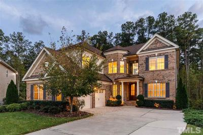 Durham County Single Family Home Contingent: 4 Woodcreek Court