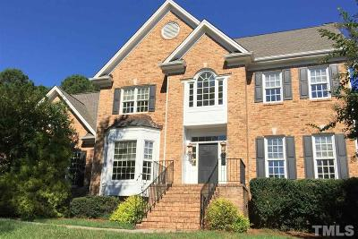 cary Single Family Home For Sale: 111 Doric Court