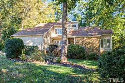 Cary Single Family Home For Sale: 118 Prince William Lane